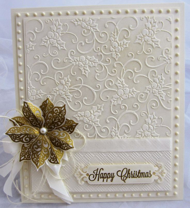 Hi there my crafty friends! At last the end of Christmas 2014! Thank you for taking the time to visit the blog and see the cards that...
