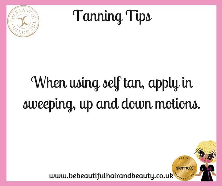 Summer Tanning Tip #8