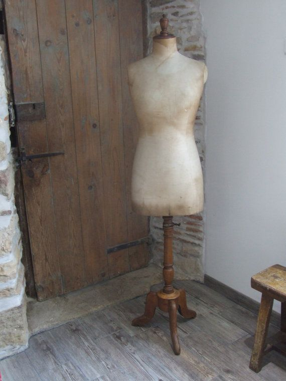1920's Stockman Mannequin by VintageRetroOddities on Etsy