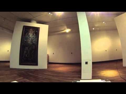 Timelapse. El Greco y la pintura moderna 15 - YouTube