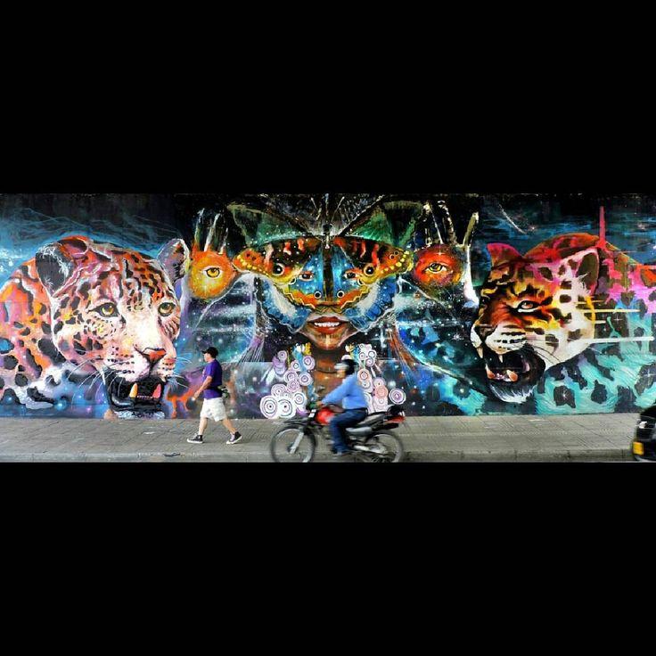 Collab with #diegosalas & @jornicas & @oscar.arango_shagu in Cali, Columbia 1/2016 ~ нарисовали в Кали (Колумбия). Address: Cra. 1 # 15-2, Cali - Valle del Cauca, Colombia. #jornicas #Niño #Chagu #graffiticali #streetartcali #calistreetart #graffiticolombia #colombiastreetart #streetartcolombia #граффити_tschelovek #streetart #urbanart #graffiti #mural #стритарт #граффити #wallart #graffitiart #painting #artederua #arteurbana #graffiticulture #graffitiwall #streetart_daily…