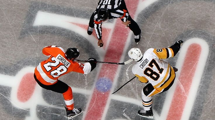 The Pittsburgh Penguins and Philadelphia Flyers will have their eyes on different prizes when they play the Wednesday Night Rivalry game at Wells Fargo Center (7:30 p.m. ET; NBCSN, TVA Sports, NHL.TV).
