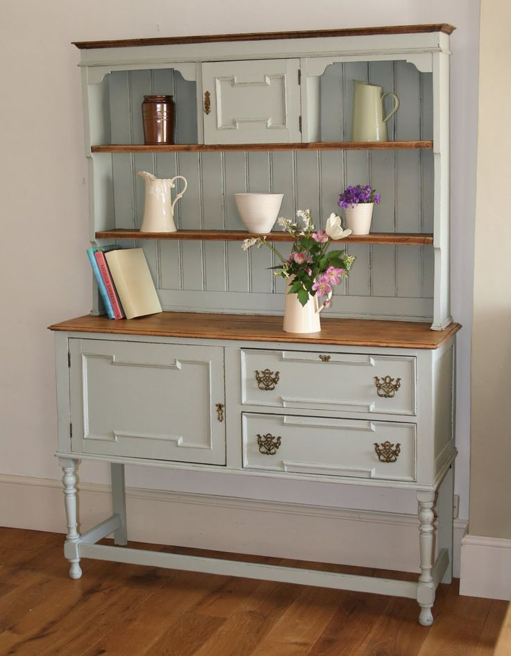 painted furniture.