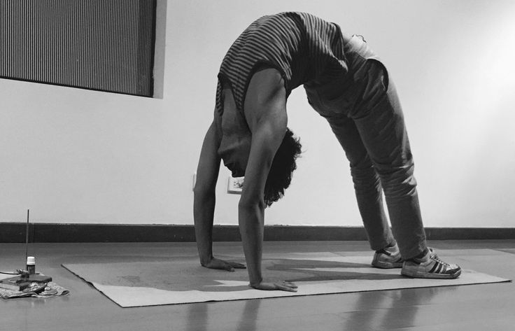 #Broga #Yoga #Man #LatinBoy #Breath