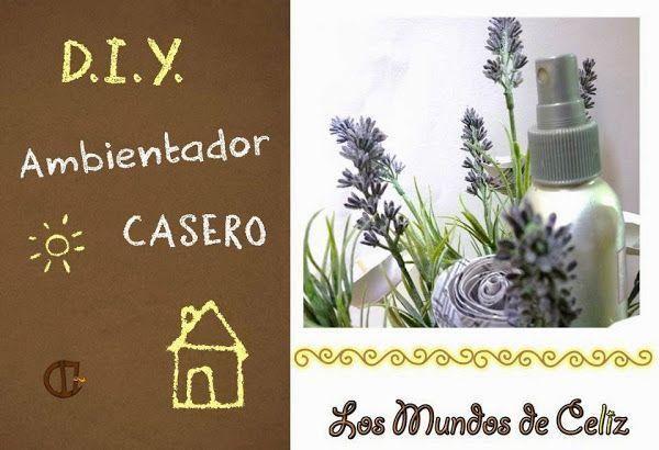 Si quieres dotar de un agradable aroma a tu casa y te gustaría que fuese de forma natural, ¡mira esto!