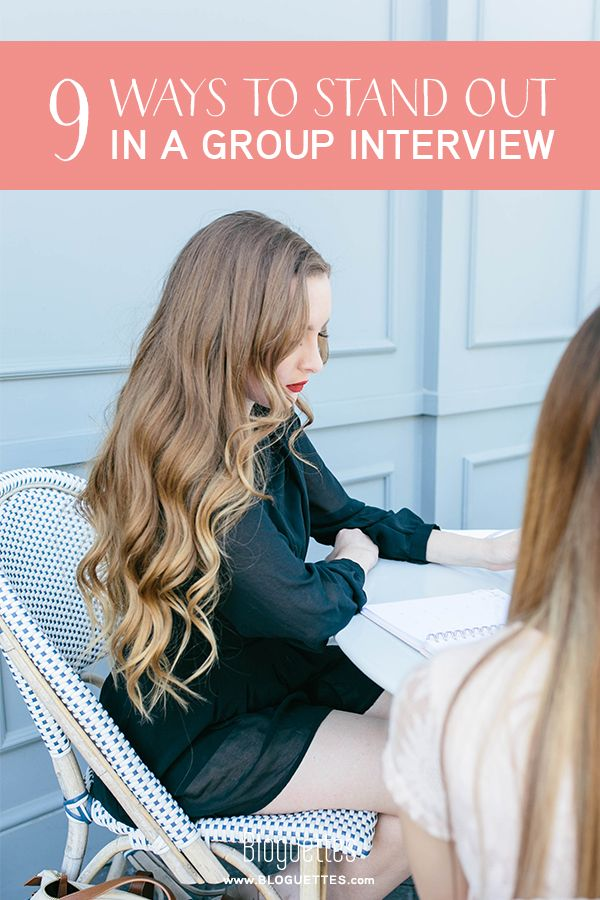 Have a group interview coming up? You'll want to prepare for it differently than you would a private interview! On the blog today, we're sharing 9 ways to stand out in a group interview -- tap to read!