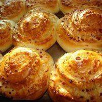 Вкуснейшие сырные булочки!