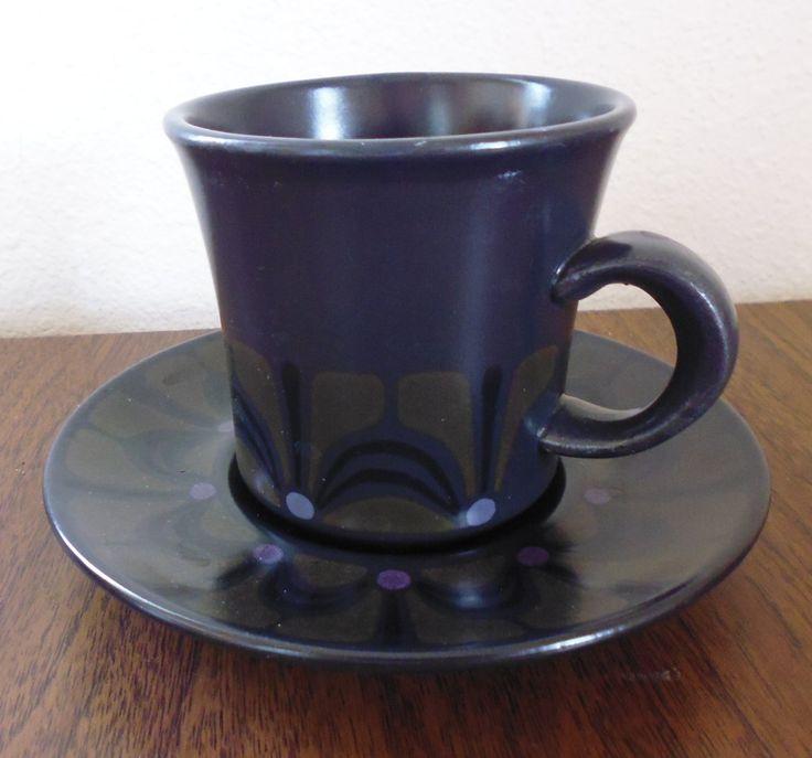 SALE Franciscan Ware Zanzibar stoneware set 1970s tableware