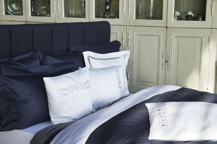 Christian Fischbacher LUXURY NIGHTS Bed Linen Collection  CF bedtextiel bij Slaapkenner Theo Bot Dorpsstraat 162 Zwaag info@theobot.nl