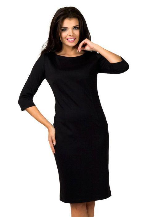 b08e93c0e9  Elegancka  sukienka  plus  size 40-56  XL  XXL  dzianina  Duże  rozmiary   online  do  biura