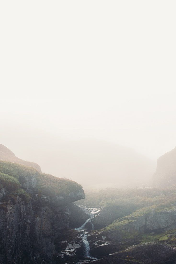 Minimalistische Landschaften - Fotoserie auf DigitalerWikinger.de (Blog über die Selbstständigkeit, Fotografie und das Reisen als digitaler Nomade durch die nordischen Länder)