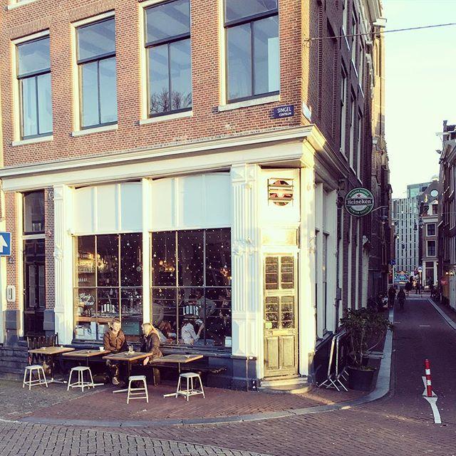 Amsterdam // Louis