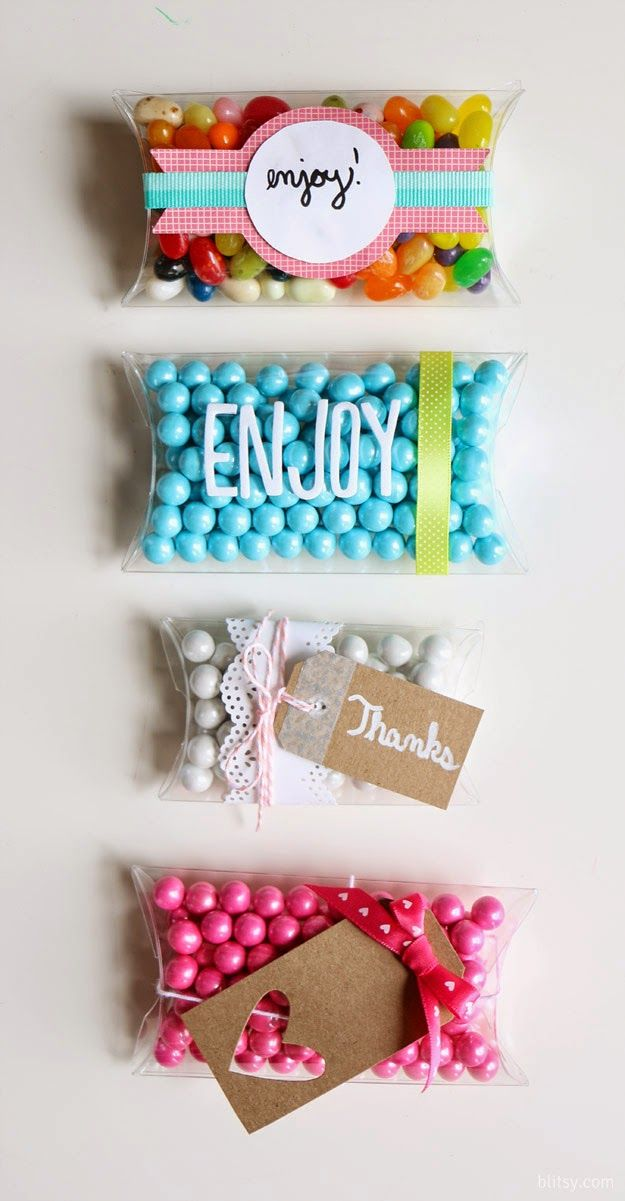 The Clear Paper Accents Pillow Boxes are perfect for personalizing and matching to any theme or event. They would be a great addition to a wedding, birthday party, baby shower, or even given out as a 'Thank You'. Since the box is clear, I love that you can add candy in coordinating colors inside your box to take the design of your package one step further.