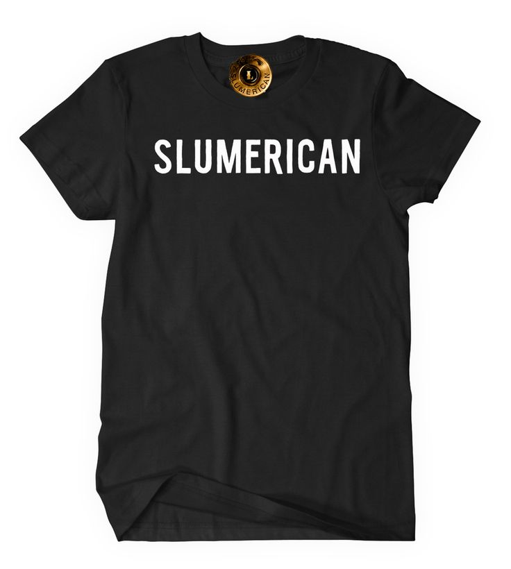 slumerican logo tee black slumerican stuff to buy pinterest products logos and black. Black Bedroom Furniture Sets. Home Design Ideas
