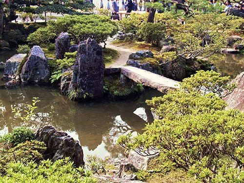 Japanese Gardens Waterfalls | ... » Japanese Garden Gallery 3   Water Garden
