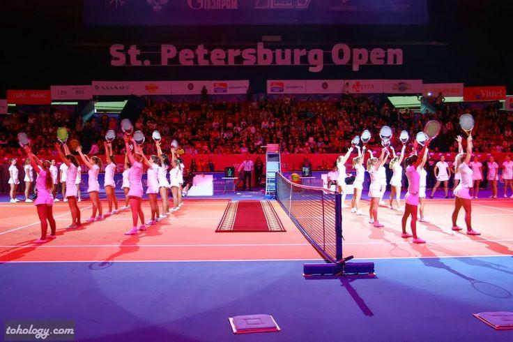 ATP tennis tournament St.Petersburg Open 2013