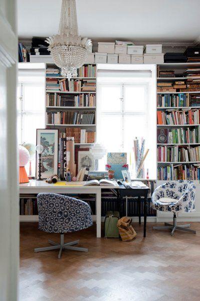 Un bureau, source d'inspiration - Marie Claire Maison