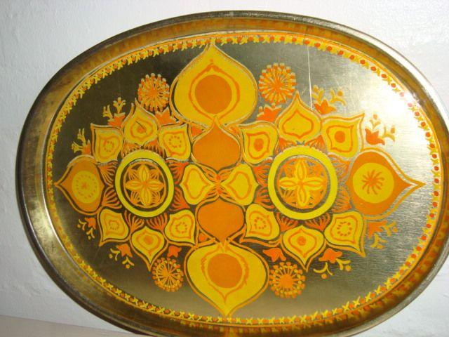 IRA Danish design retro tray from the 70s designed by Anita Wangel. IRA retro bakke fra 1970erne. #iradenmark #iradanmark #danishdesign #danskdesign #retro #tray #bakke #anitawangel #kitchenware #tilsalg #forsale on www.TRENDYenser.com.