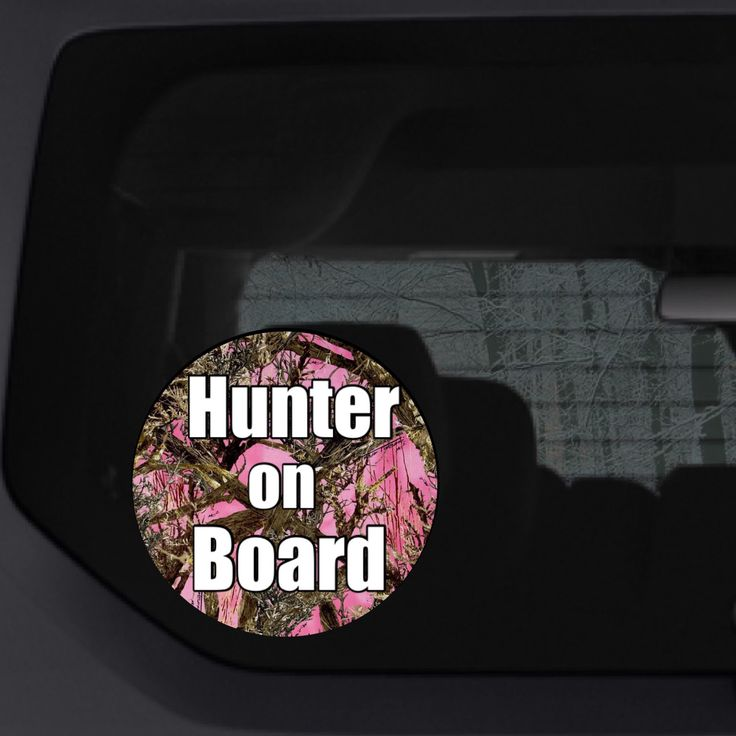 Pink camo, hunting lady car accessories, pink camo accessories
