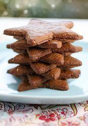 Gingersnap Star Cookies 6 pack $15 12 pack $30 24 pack $50 thesmoothiebar.ca