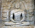 """""""The #Visuddhimagga (Pali; English The Path of Purification), is the 'great treatise' on Theravada Buddhist doctrine written by Buddhaghosa approximately in 430 CE in Sri Lanka. It is a comprehensive manual condensing and systematizing the theoretical and practical teachings of the Buddha as they were understood by the elders of the Mahavihara Monastery in Anuradhapura, Sri Lanka."""""""