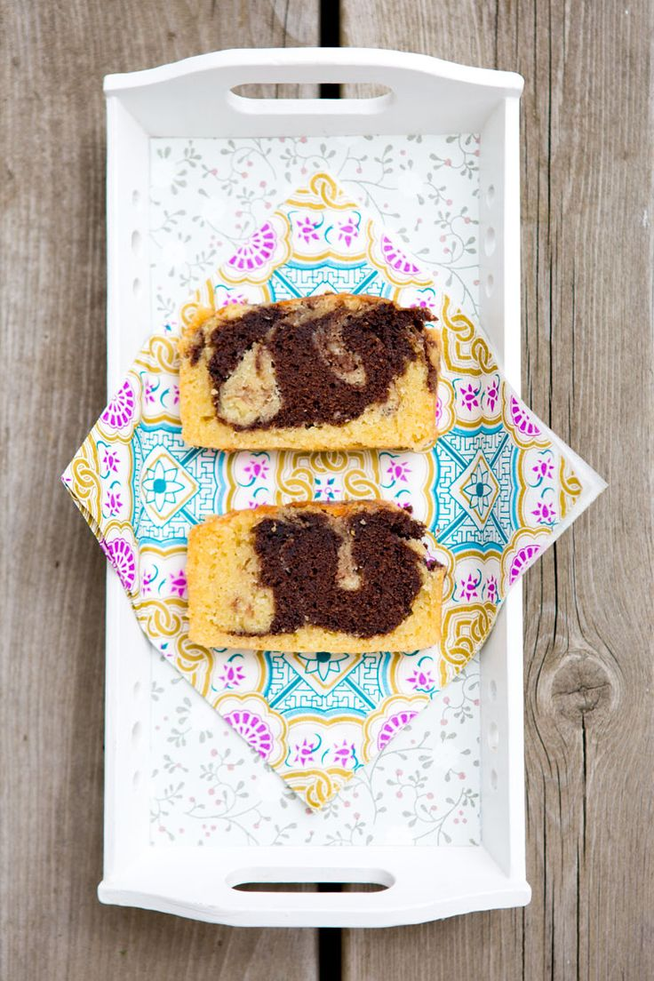 En saftig tigerkaka Cake