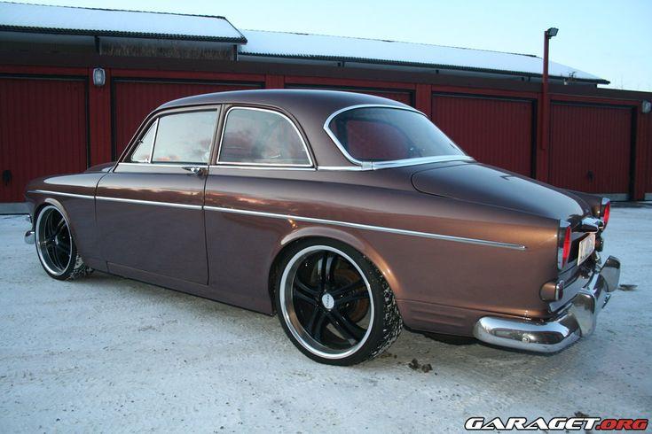 Garaget | Volvo amazon (1965)