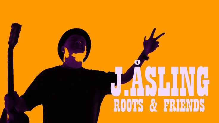 J. Åsling Roots & Friends - Will there be peace tomorrow