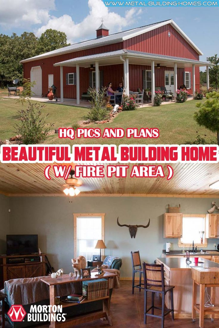 Metal Building Homes Metal Building Home Building A House Metal Buildings