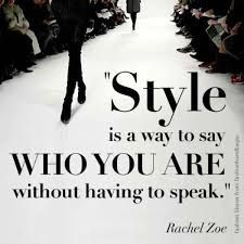 "www.limedeco.gr "" Style is a way to say who you are without having to speak. - Rachel Zoe """