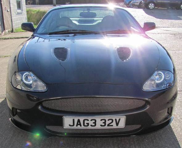 Paragon Design UK - Jaguar XK8 and XKR X150 Style Paragon