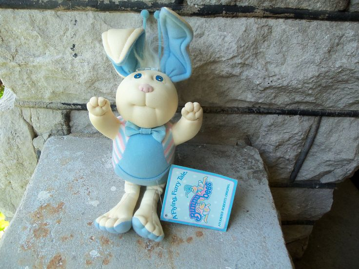 1986 Bunny Bees CABBAGE PATCH KIDS SOFT SCULPTURE Xavier Roberts MINT | Dolls & Bears, Dolls, By Brand, Company, Character | eBay!