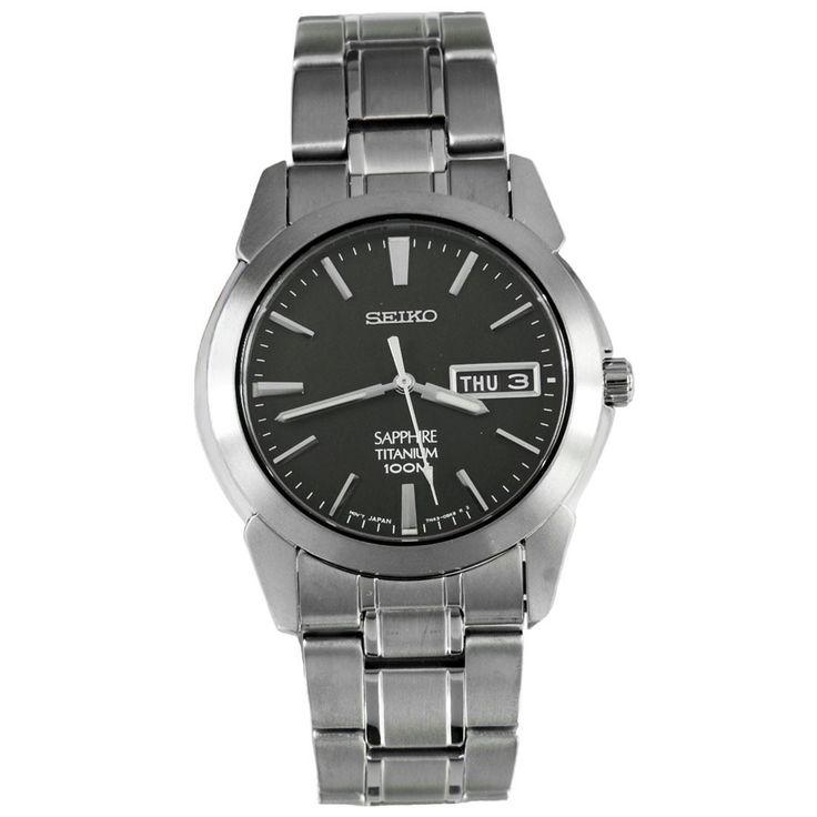 A-Watches.com - Seiko Titanium Quartz Mens Watch SGG731P1 SGG731, $115.00 (http://www.a-watches.com/seiko-titanium-sgg731p1)