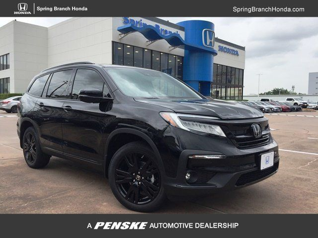 Review 2020 Honda Pilot Black Edition Awd And Images Feels Free To Follow Us Di 2020