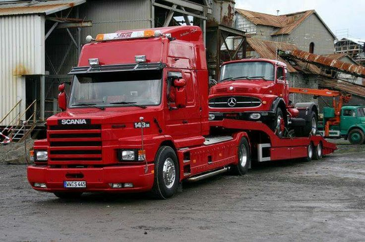 Scania. 143m. .Mercedes Benz.