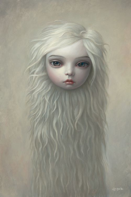 Fur Girl by Mark Ryden                                                                                                                                                                                 More