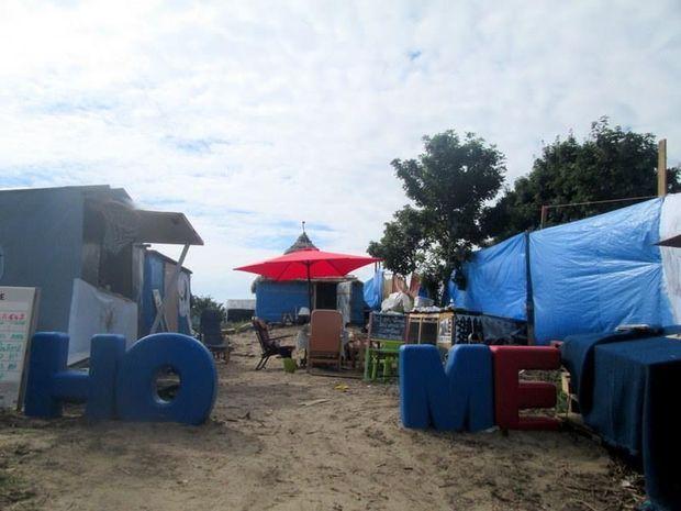 Calais: 'Franse politie behandelt vluchtelingen als uitschot'