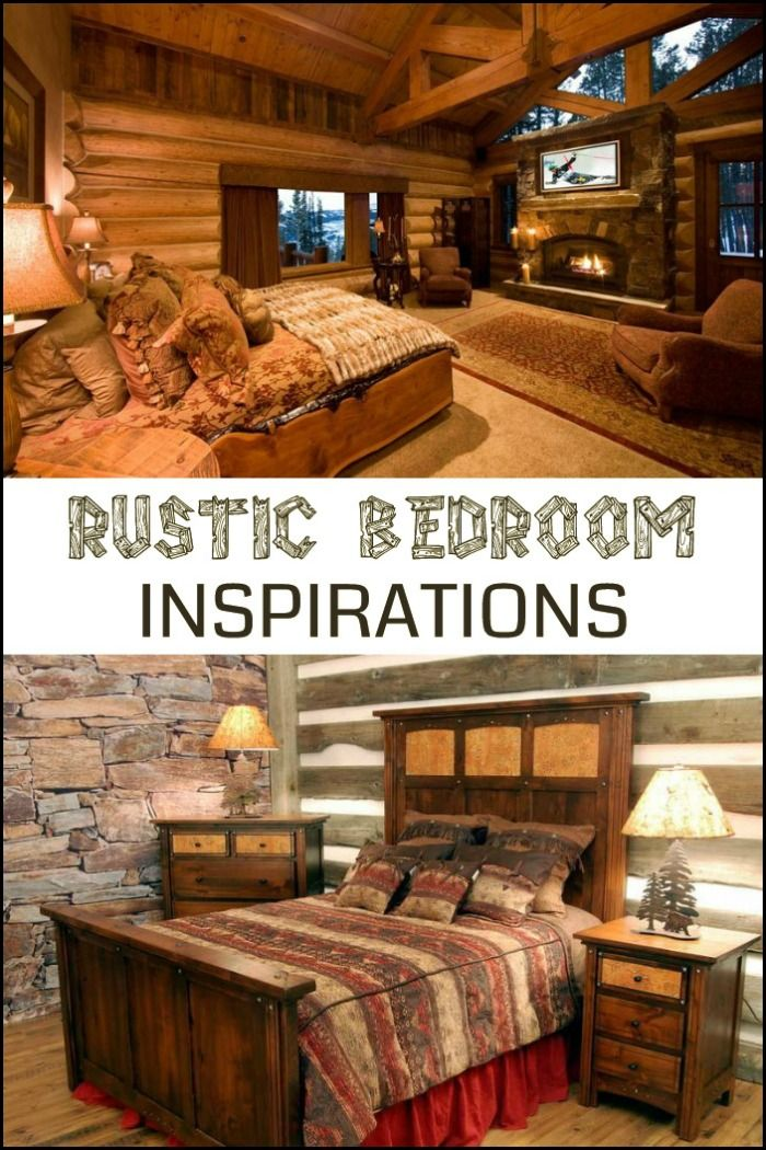 25 Cozy Rustic Bedrooms That Invite You To Dive Right in