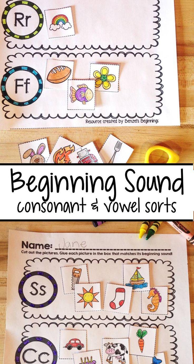49 best Kindergarten Phonics! images on Pinterest | Kindergarten ...