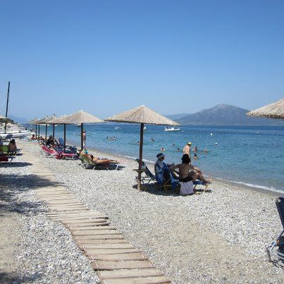 Kanatadika!!!A beautifull beach in North Evia!!!