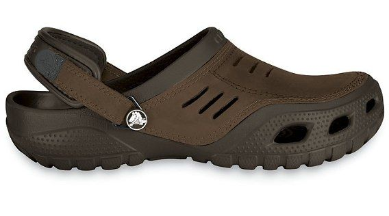 Zapato Crocs Caballero Yukon Sport Café  00786783473b