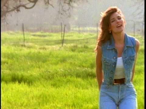 Shania Twain - Any Man Of Mine - YouTube