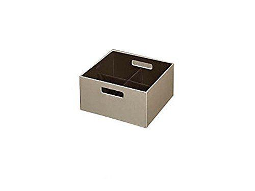 Rubbermaid Bento Storage Box with Flex Dividers (Cube, Kh... https://www.amazon.com/dp/B01M68ILDI/ref=cm_sw_r_pi_awdb_x_gVyqzb6R12H42