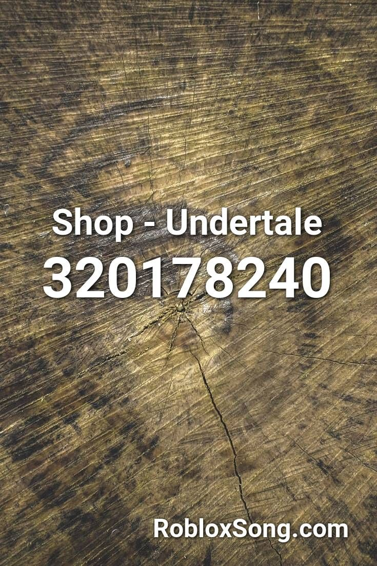 Shop Undertale Roblox Id Roblox Music Codes In 2020 Roblox