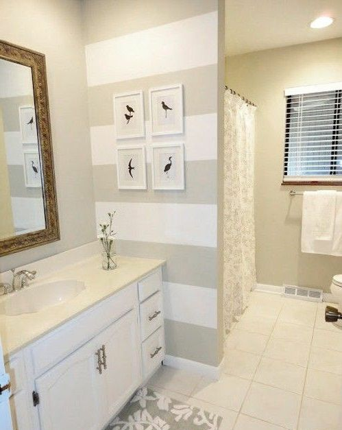 Wand Muster Badezimmer