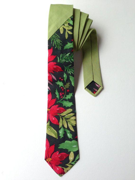 Christmas Tie HolidayTie Christmas Tie for Men by WatfordTies