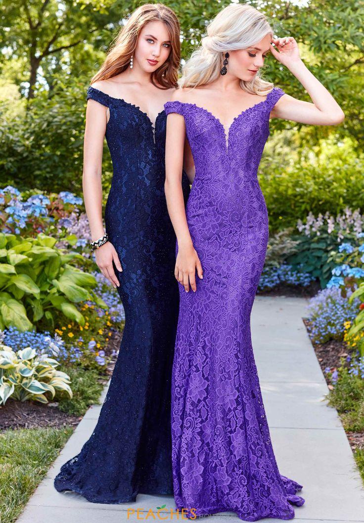 Mejores 219 imágenes de Prom Dresses 2018 en Pinterest | Baile de ...