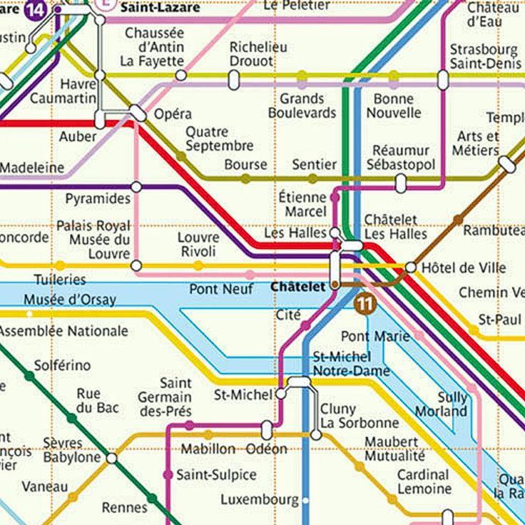 Paris   Metro   2003