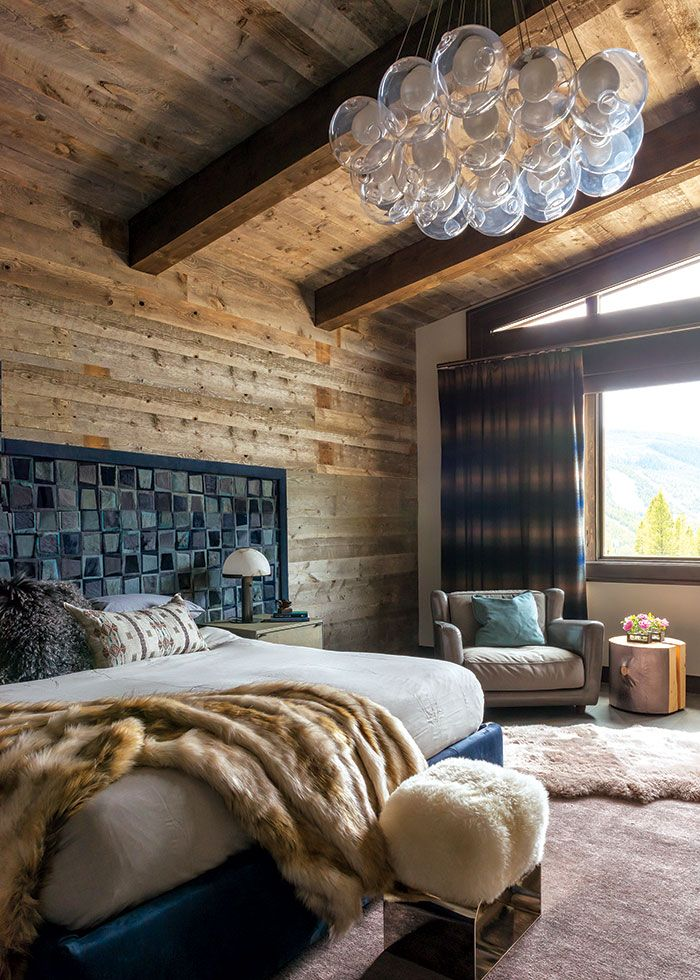 A Mountain House With A Veterinarian Twist Home Chic Home Decor