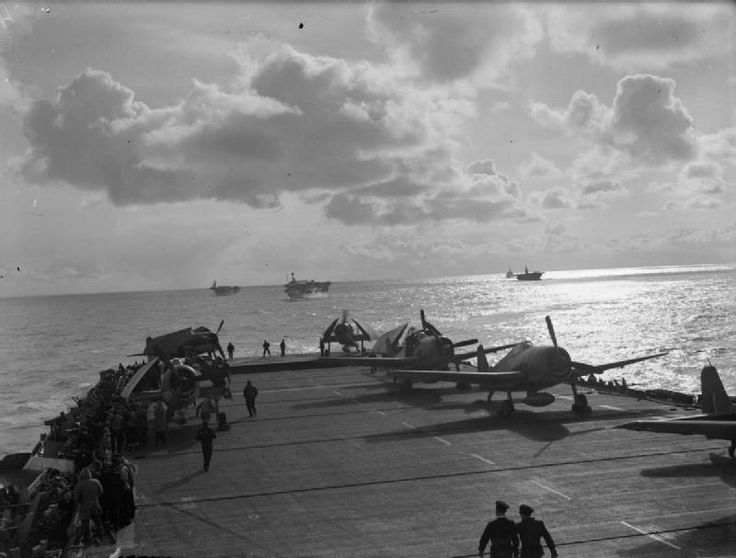 British planes prepared for the ongoing operation in hand that is clearly death risking and a risky job.